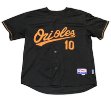 Load image into Gallery viewer, Adam Jones Authentic Alternate Black Baltimore Orioles Jersey Size 54 3XL