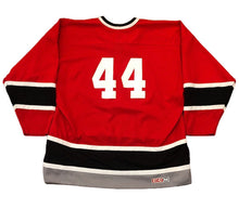 Load image into Gallery viewer, Vintage Coors Light CCM NHL Red Hockey Jersey XL Great Condition