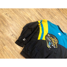 Load image into Gallery viewer, STARTER VINTAGE NFL JACKSONVILLE JAGUARS WINDBREAKER JACKET