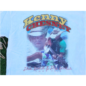 KENNY CHESNEY 2006 COUNTRY THE ROAD & RADIO TOUR TSHIRT