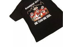 Load image into Gallery viewer, Vintage Kansas City Chiefs Tee Black XL