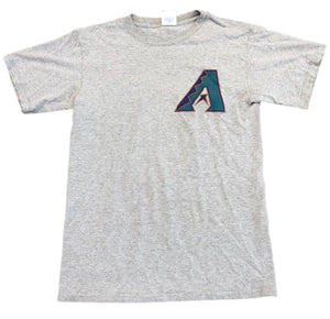 ARIZONA DIAMONDBACKS CONOR JACKSON 34 JERSEY T SHIRT Baseball Majestic MED