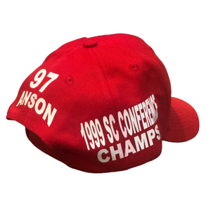 1999 Vintage Rawhiders SC Conference Champs Snapback Hat Cap Adjustable
