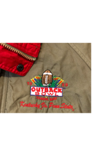 Load image into Gallery viewer, Dunbrooke Embroidered Outback Bowl Jacket Vintage L 1999 Kentucky Penn State New