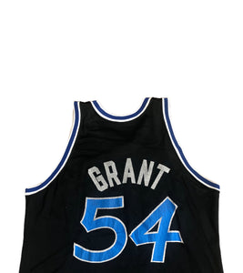 VTG 90'S HORACE GRANT ORLANDO MAGIC 54 NBA CHAMPION JERSEY 48 XL RARE