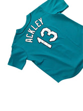 Load image into Gallery viewer, Vintage Majestic Seattle Mariners Green Genuine Jersey Dustin Ackley 13 XL