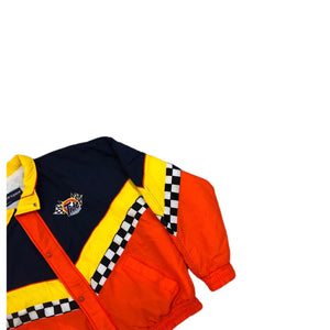 VINTAGE SWINGSTER RICKY RUDD TIDE RACING 10 YEAR ANNIVERSARY JACKET