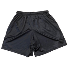 Load image into Gallery viewer, Champion C Logo Patch Mesh Black Athletic Gym Shorts Mens Size 2X.