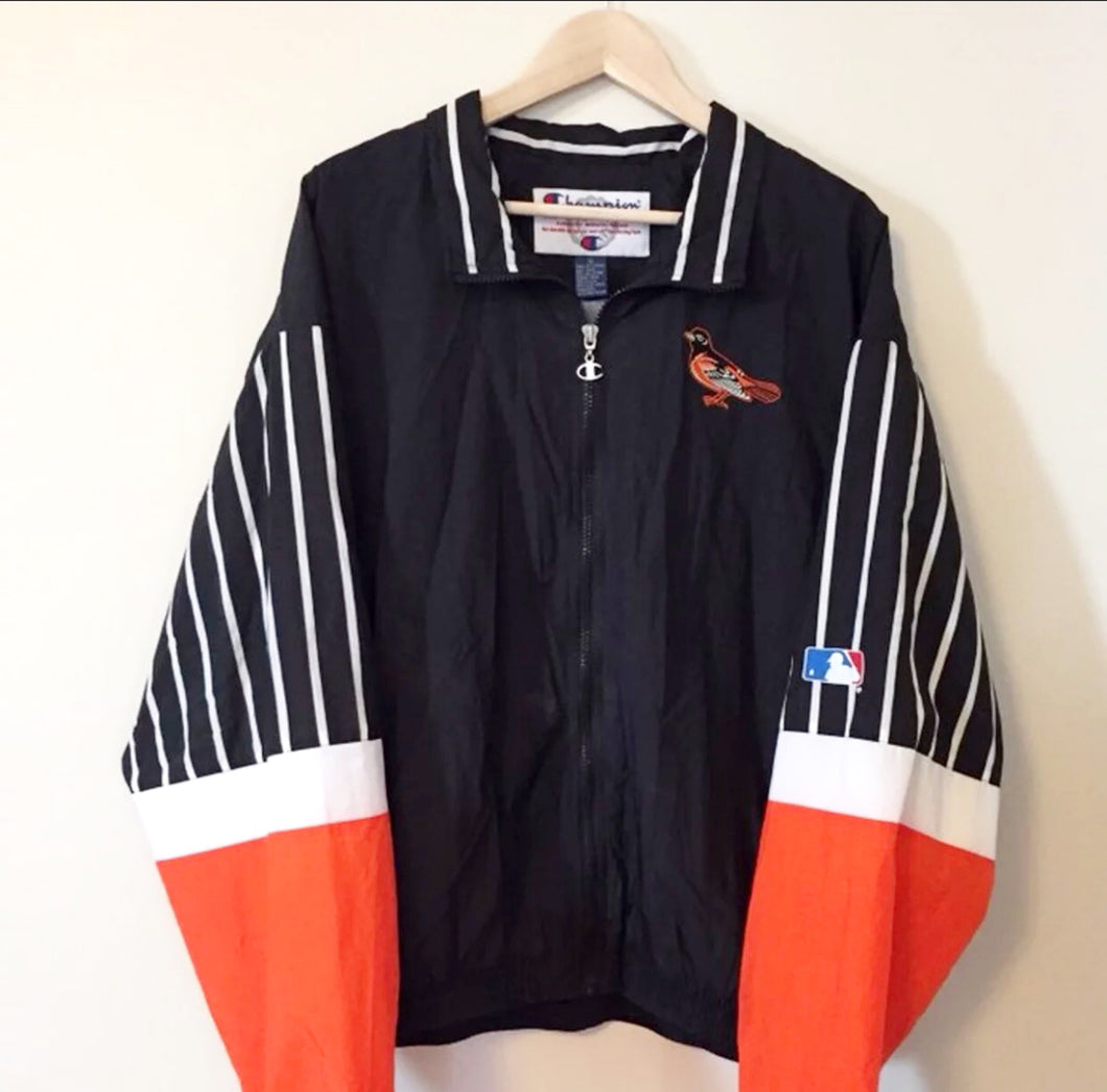 Champion MLB Baltimore Orioles Jacket