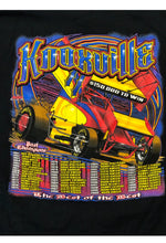 Load image into Gallery viewer, Vintage Toyota Knoxville Tshirt Tazwell Speedway Nascar Shirt Racing Tee 2XL.