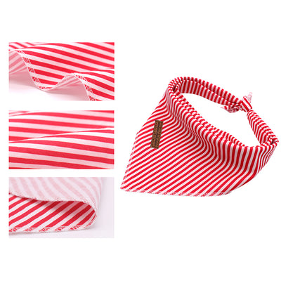 Stripes Life Bandana Set 2/pk