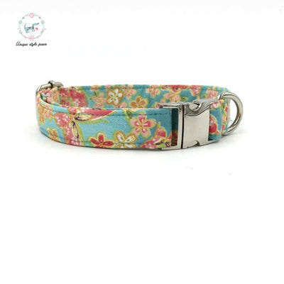 Groovy Girl Dog Collar|Bowtie|Leash