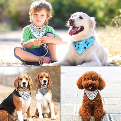 Outdogsman Bandana Set 4/pk
