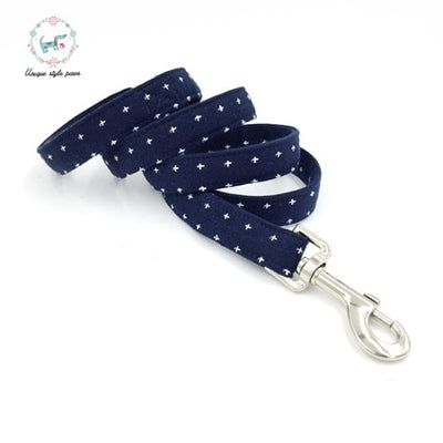 Little Crosses Dog Collar|Bowtie|Leash
