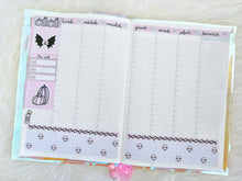 Load image into Gallery viewer, Hobonichi cousin A5 - week set Halloween