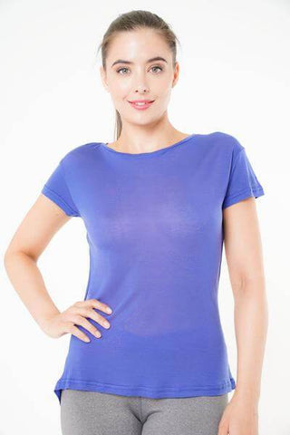 Leyla Short Sleeved Top