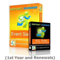 SQL Rules Add-On for Report Runner Event Server