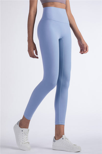 California Blue Seamless Second Skin Up-Lifting Legging