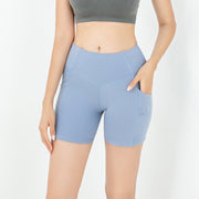Nailah Cycling Shorts with i-Phone Pocket