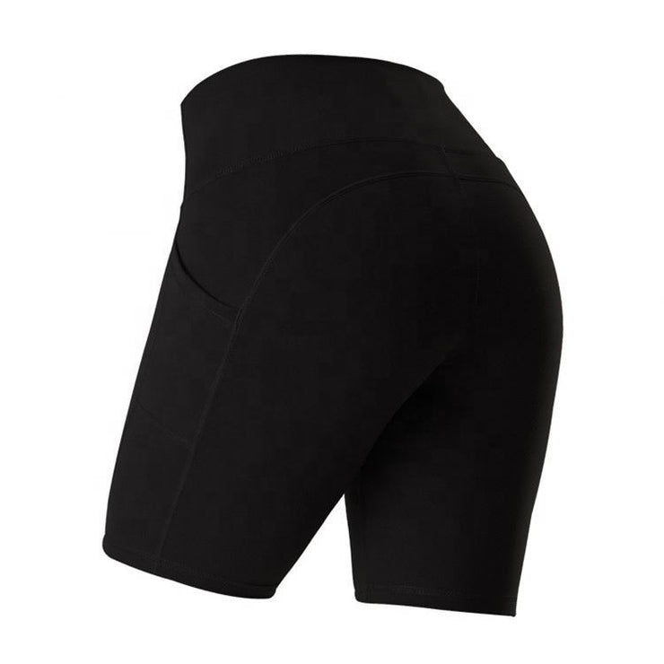 "Nailah 9"" Sculpting Cycling Shorts with Phone Pocket"