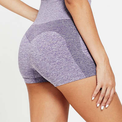 Aria Seamless Shorts Set