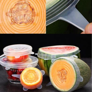 ECO6™- Tupper ajustable alimentos