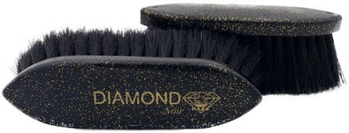 HAAS Diamond Noir Small  -  Flick Brush