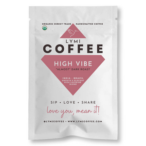3oz ORGANIC, EXTRA-CAFFEINATED, HIGH VIBE PACKS