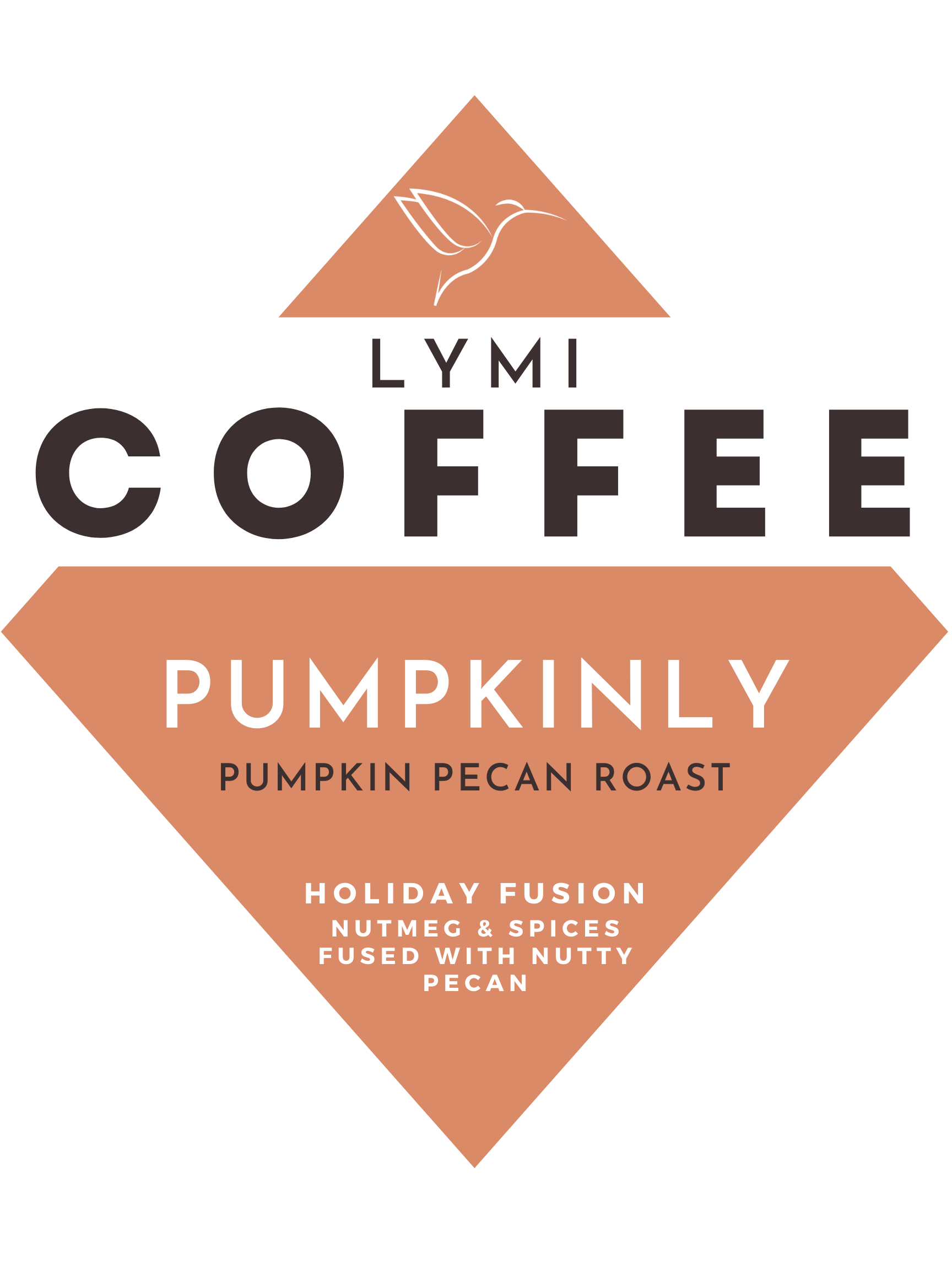 PUMPKINLY - PUMPKIN PECAN GROUND COFFEE (12oz)