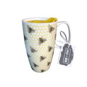 BEE-utiful To-Go Mug!