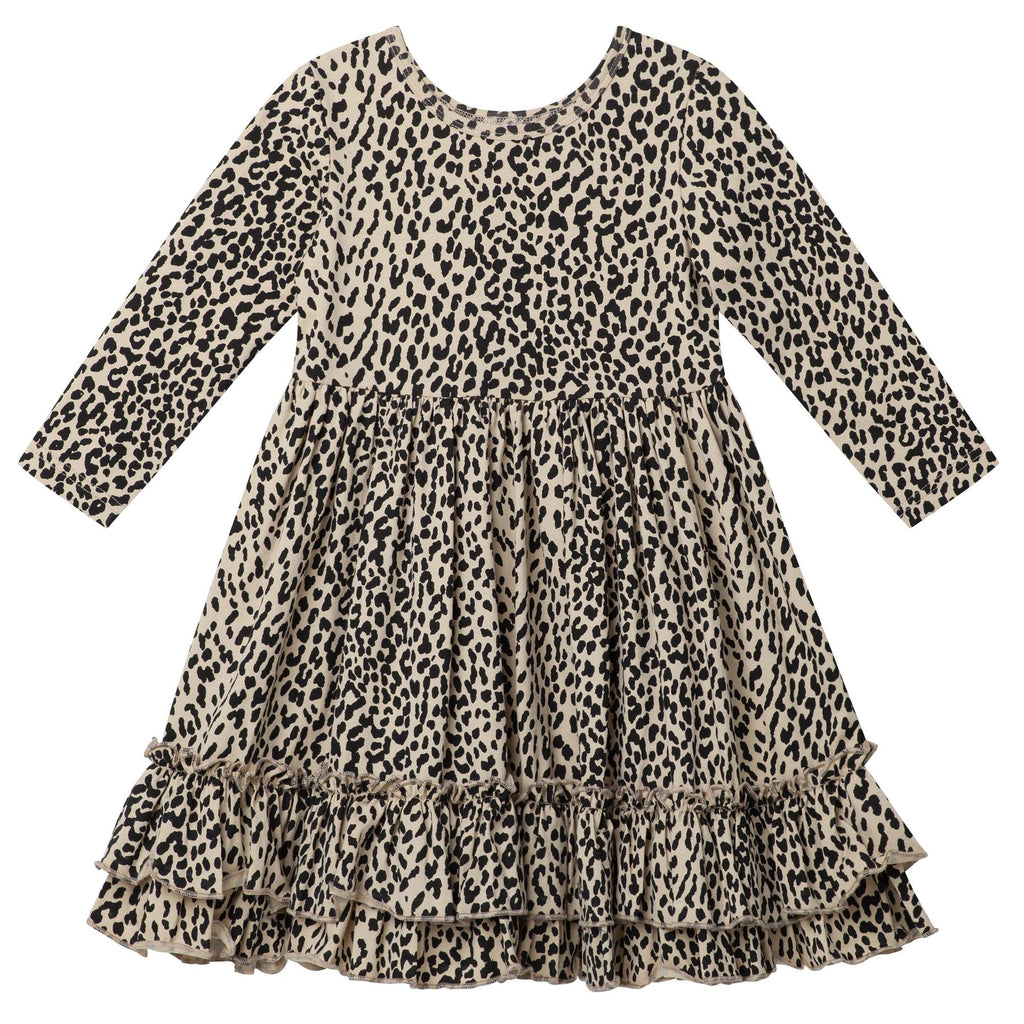 Cheetah Swing Dress