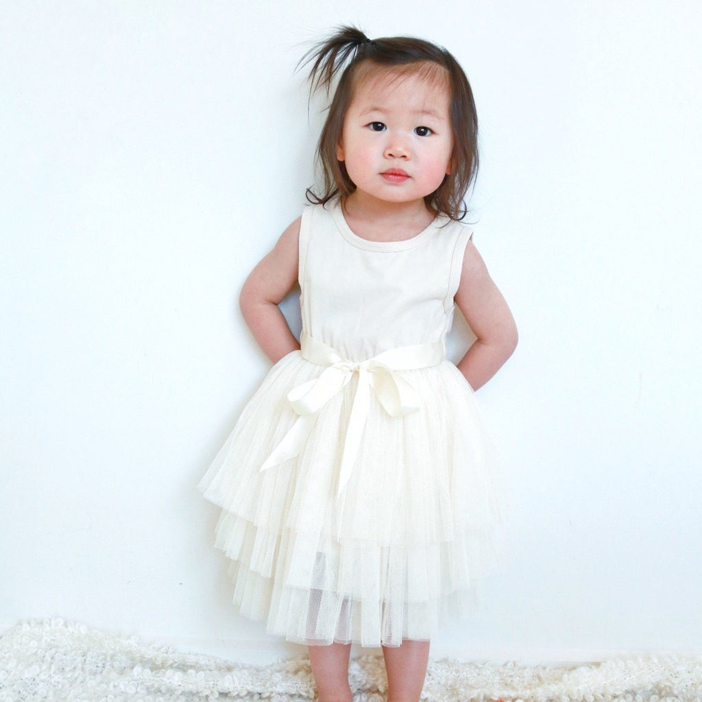 My First Tutu - Beige