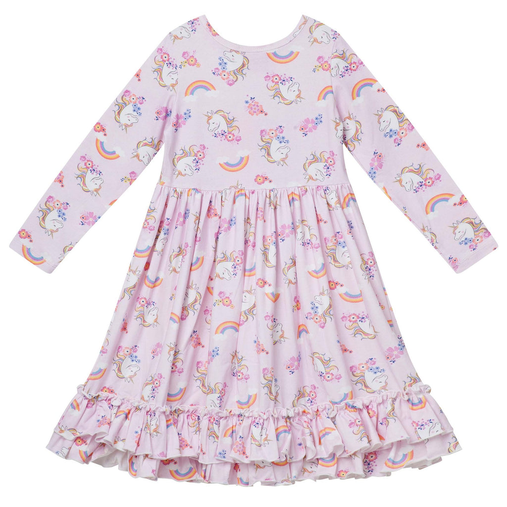 Unicorn Swing Dress