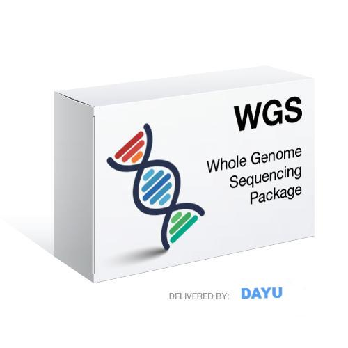 Whole Genome Sequencing - waiting list for $5 symbolic