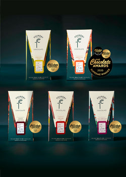 NZ Chocolate Awards - Gold Winners 70% 5 pack