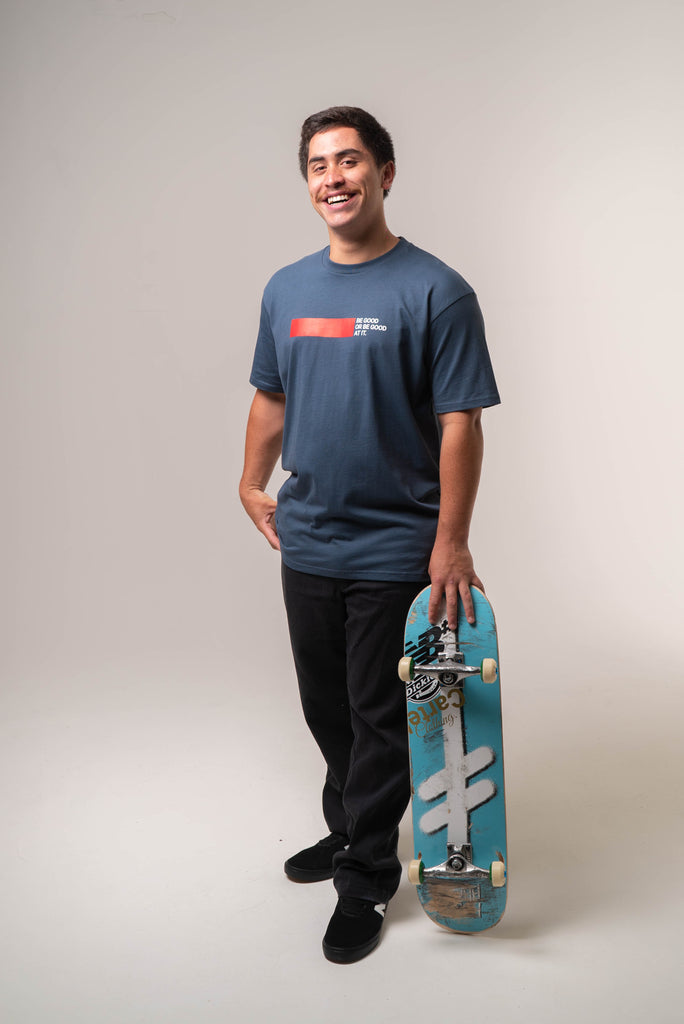 Catching with Matt Markland - NZ Olympic team skateboarder