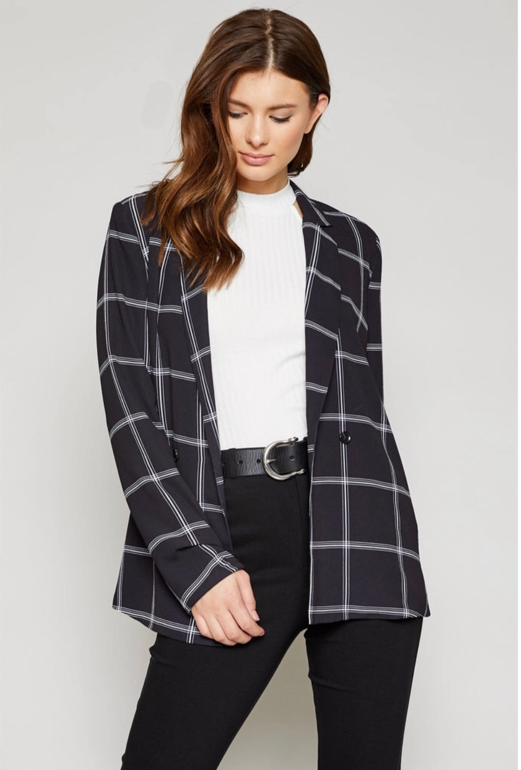 KINGS CROSSING BLAZER