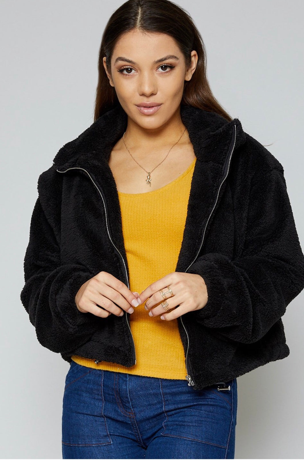 CAMBRIDGE FLEECE JACKET