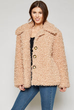 Load image into Gallery viewer, THE FACTORY FUR COAT