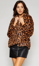 Load image into Gallery viewer, LADY LEOPARD FUR COAT