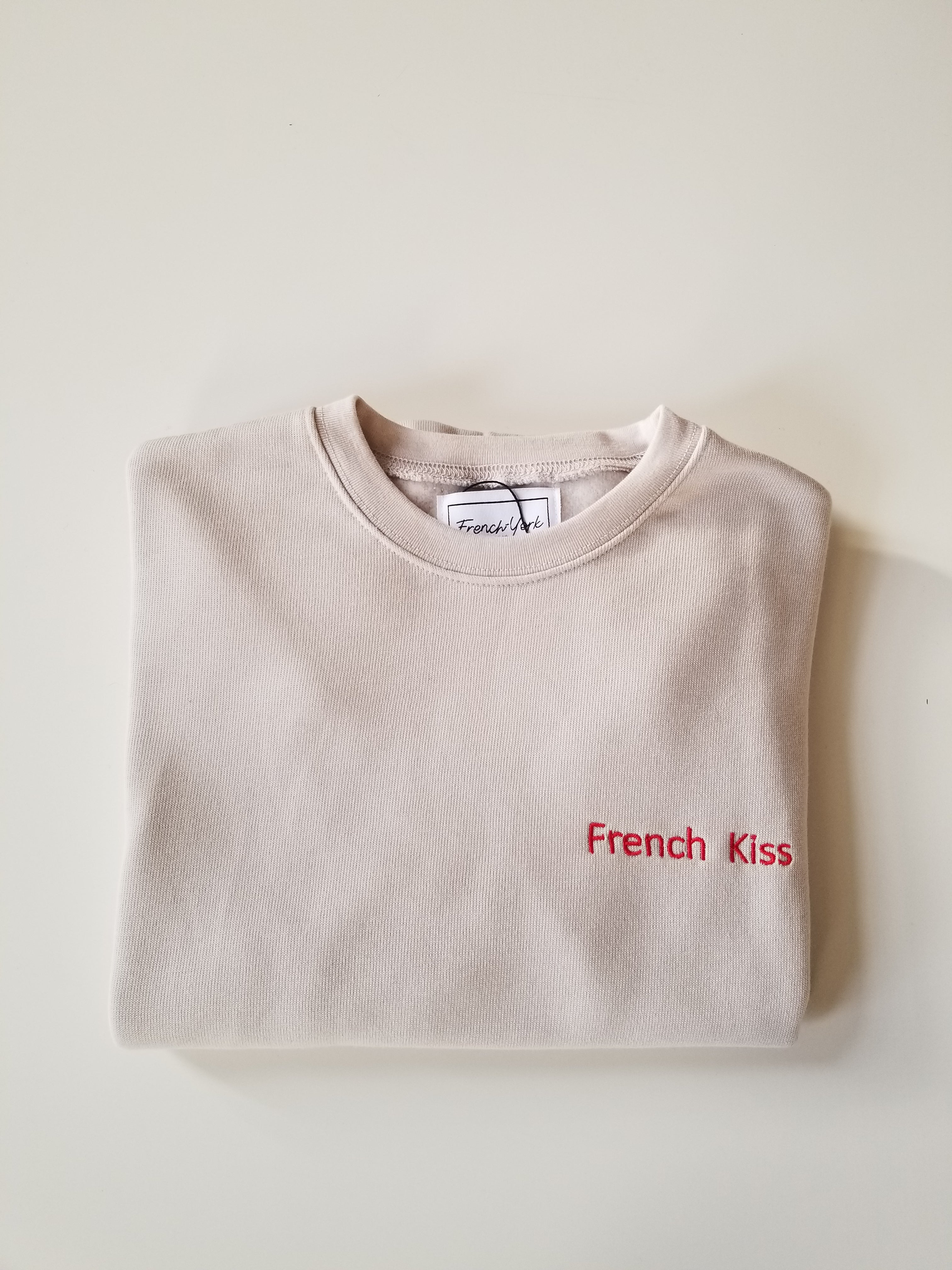 Women Sweater French kiss
