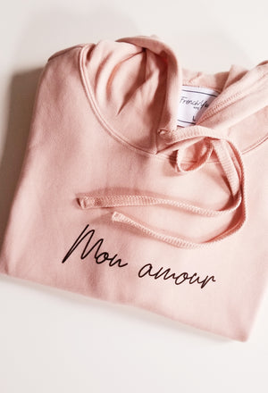 Men Sweater Mon amour