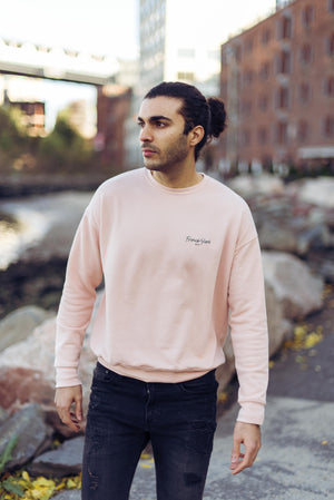Men Sweater French-York