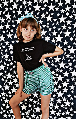 Kids T-Shirt Canaille