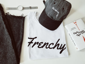 Women T-shirt Frenchy Unisex