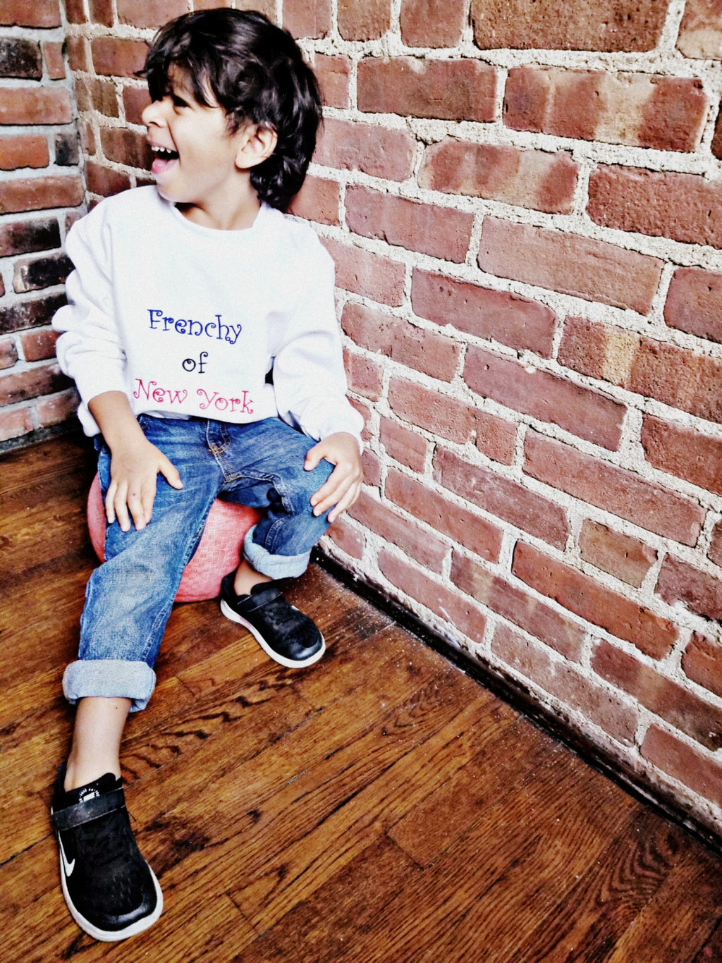 Kids sweater Unisex Frenchy of New York
