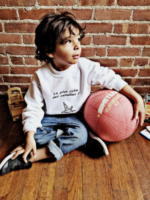 Kid Sweater Unisex Canailles
