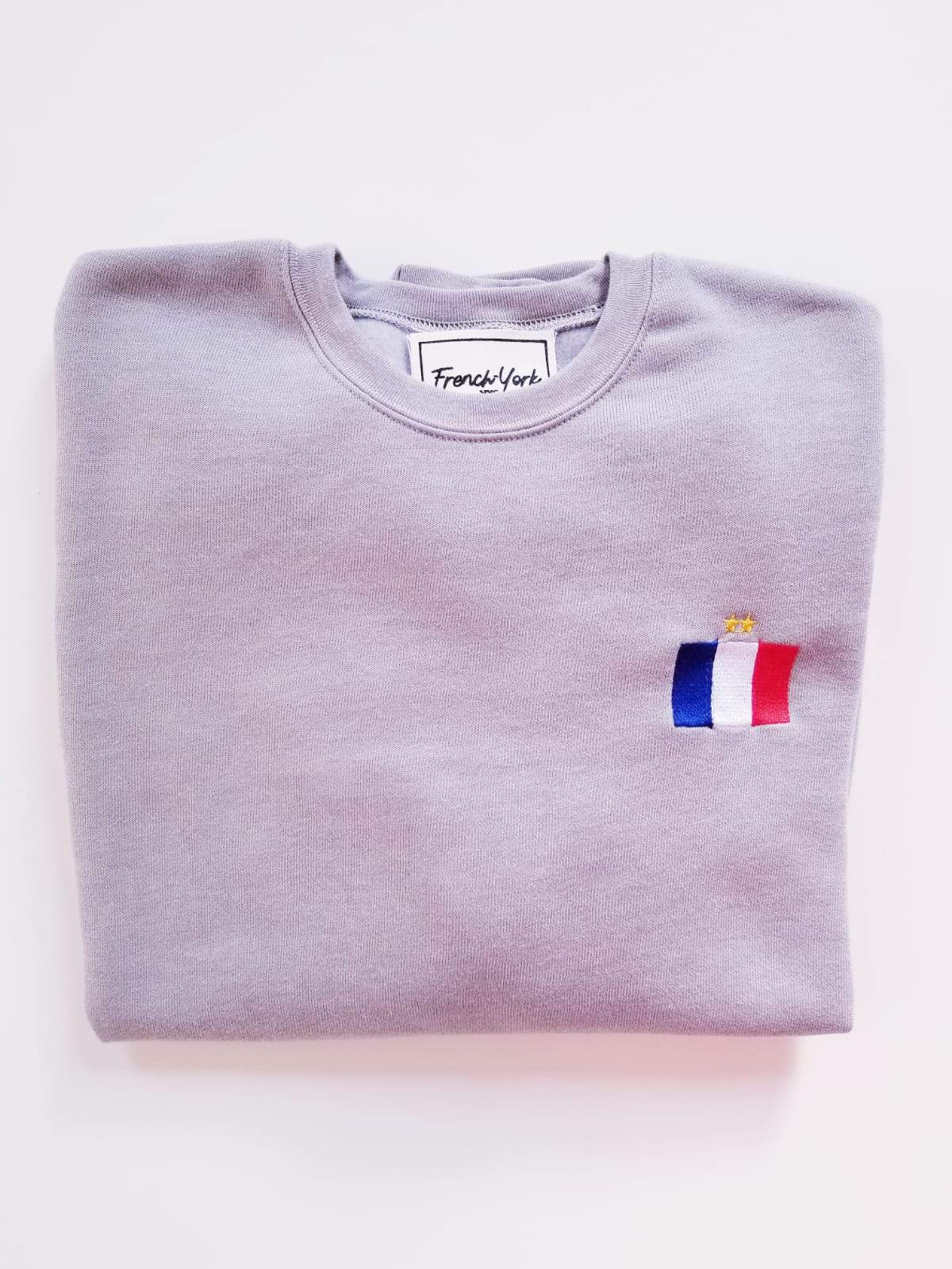 Women Sweater French flag