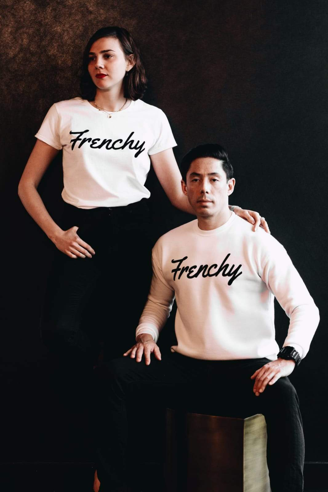 Men Sweater Frenchy