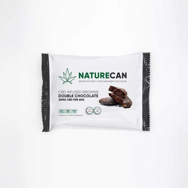 КБД БРАУНИ-Double Chocolate-Naturecan RU